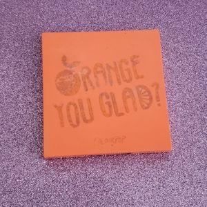Colourpop Orange You Glad? Eyeshadow Palette
